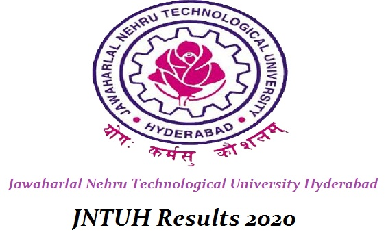 Jntuh Results 2020