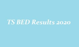 TS BED Results 2020