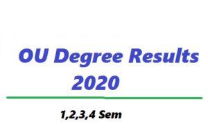 ou degree results 2020