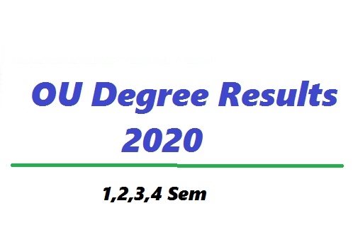 ou degree results 2020