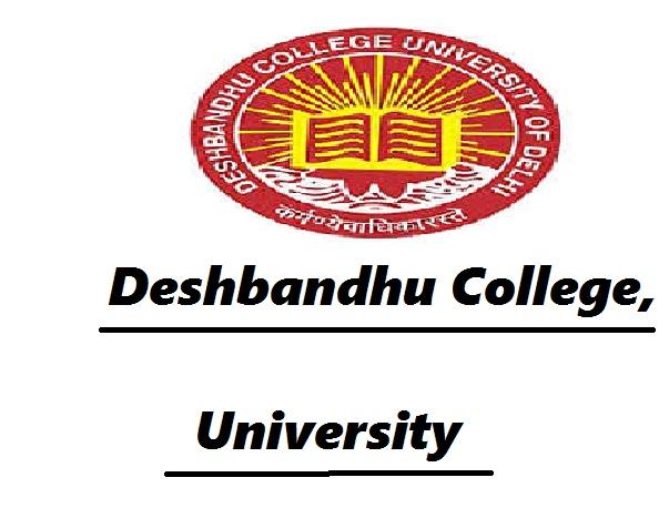 deshabandhu college